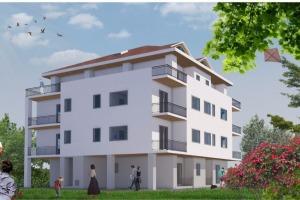Apartament 64mp, 3 camere+curte, decomandat, in apropiere de Metrou Brancoveanu.