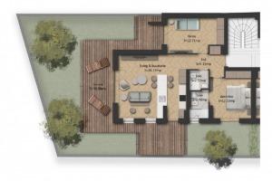 Apartament 3 camere, Eminescu (Stefan cel Mare)