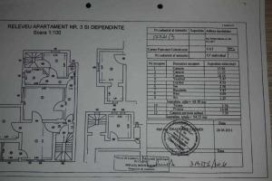 Apartament 3 camere Piata Kogalniceanu 95.000 EURO