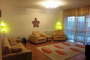 Apartament cu 3 camere situat intr-un cartier rezidential, Pipera.