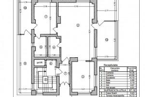 Apartament 2 camere de vanzare- zona Floreasca
