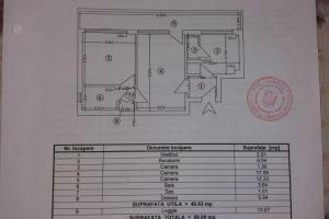 Apartament doua camere zona Obor