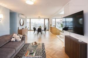 Apartament penthouse zona Calea Victoriei