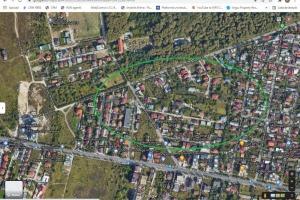 Baneasa-Jandarmeriei,  ideal vila! teren 960 mp, desch 14 ml, S+P+2