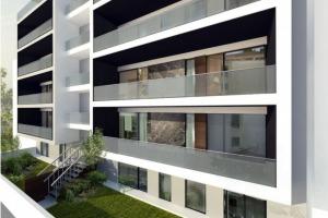 3 camere în zona Kiseleff  imobil nou curte si terasa