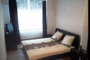3 camere in vila semidecomandat mobilat utilat strada linistita