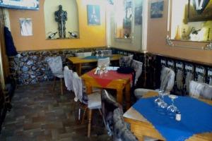 central restaurant bistro 60mp Coltei