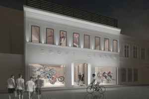 Centru Istoric - Spatii comerciale intre 1.000 si 2.200 euro.
