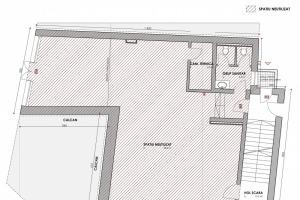 Centrul Istoric: Spatiu com. 240 mpu, pretabil restaurant cu terasa