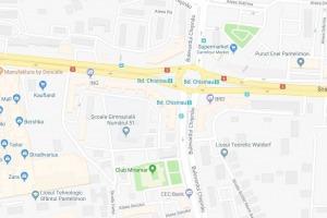 Chisinau, spatiu comercial inchiriat pana in 31.05.2021