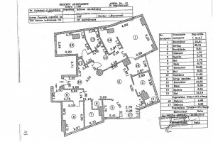 Cismigiu,apartament 4 camere in imobil nou