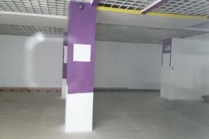 Spațiu comercial etaj 1,190mp la 7 min de metrou Dristor