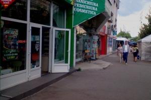 Spațiu comercial stradal Obor