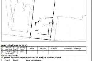Dacia! teren 880 mp, se poate construi P+6, cu autorizatie de demolare