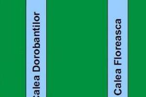 Dorobanti Floreasca sp com 35mp inchiriat cu 750 e/ luna