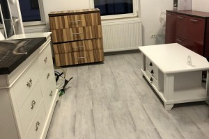 Duplex 3 camere mobilat si utilat nou casa curte