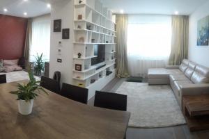 HERASTRAU,imobil de lux, 2 camere ,mobilat ,162000 euro