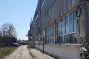 Spațiu industrial FAUR