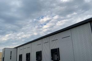 Spațiu industrial de 2,500mp de închiriat în zona Nord