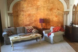 Kiseleff, apartament la parterul unei vile cu arhitectura!