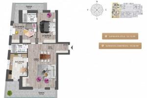 1 Mai-Ion Mincu, apartament 3 camere