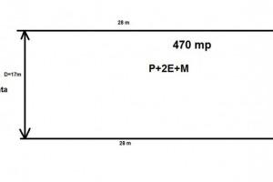 Pantelimon-Baicului,470mp,D=17m