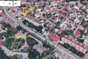 Spațiu Parter 76 mp în zona Eroii Revolutiei Parcul Carol