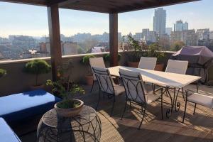 Penthouse deosebit, cu terasa generoasa,  amplasat ultracentral