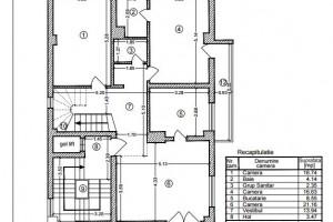 Penthouse de vanzare - zona Floreasca
