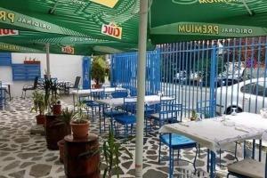 Restaurant utilat Plaza Romania