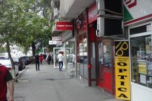 Spatiu comercial parter stradal