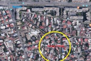 Teren 770 mp  metrou Stefan Cel Mare pt vila apartamente scoala