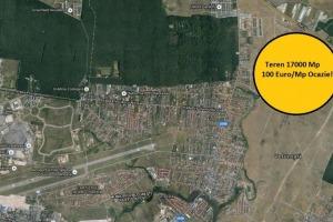 Teren Pipera 17000 mp Vasile Alexandri