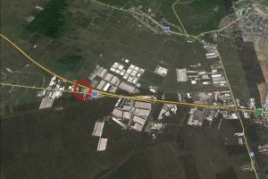 Teren de vanzare Ciorogarla Autostrada Bucuresti-Pitesti