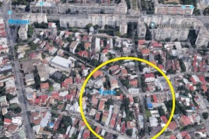 Teren 770 mp vecinatate metrou Stefan Cel Mare ,Profit 95%