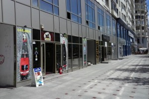 Unirii spatiu comercial parter si mezanin 1000mp compartimentabili