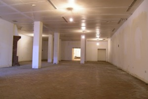 Universitate spatiu demisol 500 mp pt club restaurant etc 5000 euro/luna