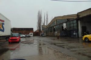 Vanzare fosta autobaza  situata in Bucuresti, sector 5