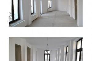 Vila interbelica - 480mp - 8 camere - 7 bai - Rosetti