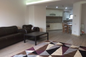 Zona P-ta Romana apartament nou mobilat 2 dormitoare 113mp cu garaj