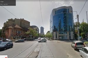 Zona Piata Universitatii adiacent stradal S+P+M  inchiriat partial