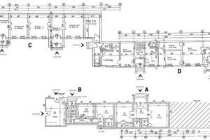 Zona Unirii - Imobil generos cu 35 camere si teren de 1750mp.