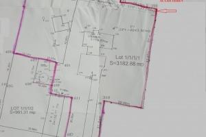Zona urbanistica M2, S=6200 mp, POT 70%,CUT 3,CU: P+14,